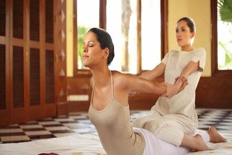 thái massage